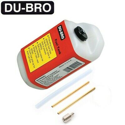 24oz Genuine Dubro Du-Bro Nitro Fuel Tank - DB424 • 12.78£
