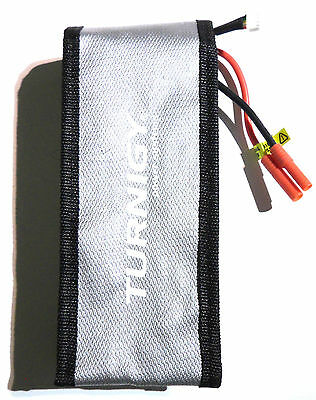 Turnigy LiPo Fire Safety Charge Bag Pouch For Individual Battery - All Sizes • 5.49£