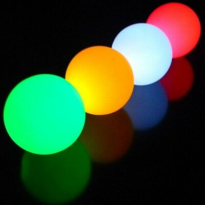 LED Juggling Ball - Choice Of Colours - Glow Ball Juggling - Batteries Included • 8.95£