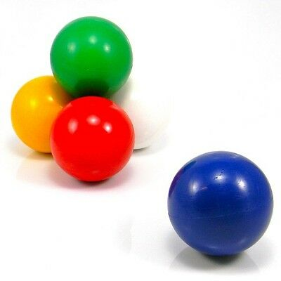 Practice Contact Juggling Ball - 100mm Practice Rubber Ball - Choice Of Colours • 13.45£