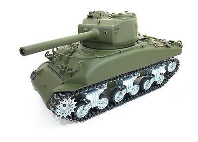 Mato Sherman 1:16 M4A1 Tank -- Full Remote Controlled RC Tank UK  • 399.99£