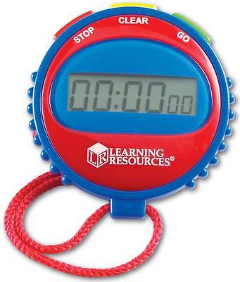 Learning Resources Simple Stopwatch • 10.73£