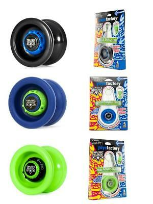 Yoyofactory Adjustable Velocity Yoyo. Responsive Unresponsive Beginners And Pro • 10.99£