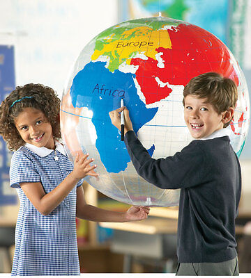 Learning Resources Inflatable Labelling Globe For Children – NEW  • 16.61£