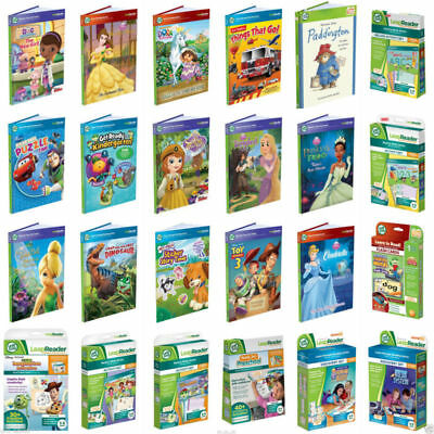 LeapFrog LeapReader Interactive Books & Games **BRAND NEW** (works With TAG) • 6.99£