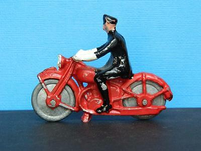 Rare Bhl British Home Life Vintage 1945-50 Diecast Police Motorcycle Rider • 69.99£