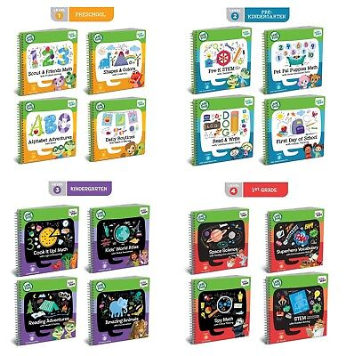Leapfrog LeapStart Books - Complete Library Level 1 To 4 (age 2-7 Years) • 9.99£