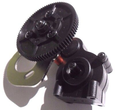 Crawler Gearbox Complete With Spur Gear 87T Fits HSP Pangolin, Maverick Scout • 17.99£