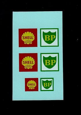 Dinky 944 Leyland Octopus Tanker Shell/bp Transfers/decals • 2.50£
