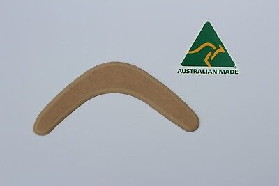 Australian Made Timber 23cm Blank Boomerang,already Sealed And Sanded (qty 14) • 11.25£