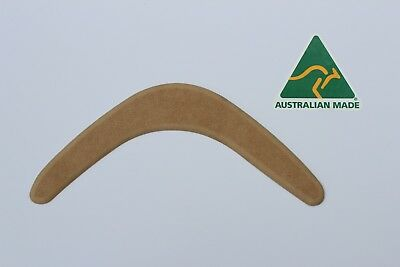 Australian Made(qty 75) 23cm Blank 5mm Thick Timber Boomerangs,ready To Decorate • 53.52£