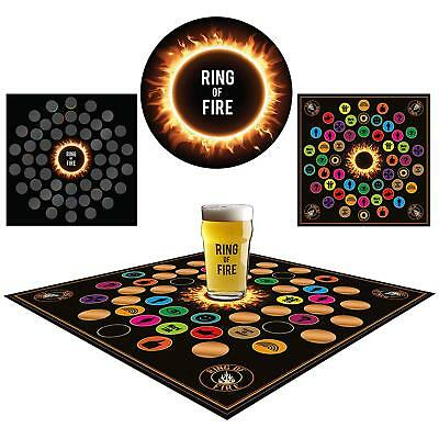 Tobar Ring Of Fire Drinking Challenge Game • 9.69£