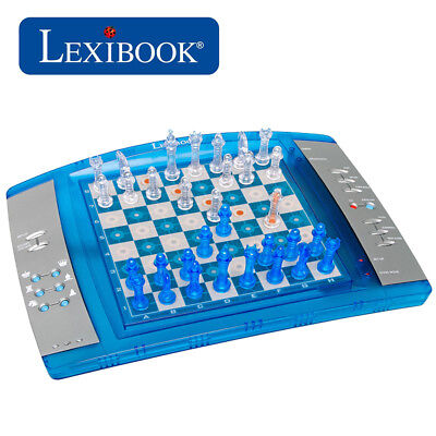 Lexibook LCG3000 Electronic Chess Game With Touch Sensitive Keyboard│7+ Age Kids • 49.95£