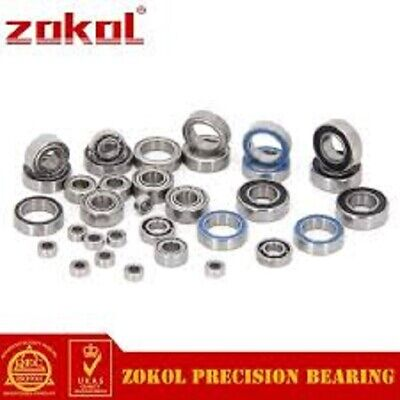 Top Quality Zokol Steel Small, Miniature & Model Bearings From Mr52 To Mr149 Mf • 1.50£