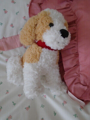 Cuddly Toy, Dog: Small Sized. • 5.99£