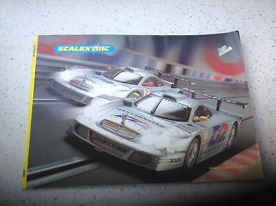 *SCALEXTRIC : 41st EDITION* Catalogue • 4.99£
