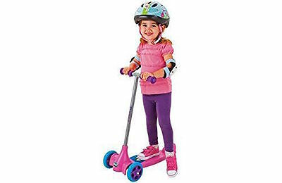 Razor Kixi Kix Scooter - Pink And Purple. • 24.99£