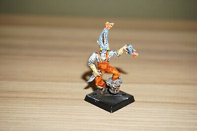 Warhammer Mordheim Frenzied Mob Villager Fish Head Townsfolk Painted • 21.04£