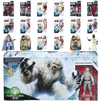 Star Wars 3.75 Inch Figure Range - Wampa, Force Link, Black Series, Stormtrooper • 17.99£