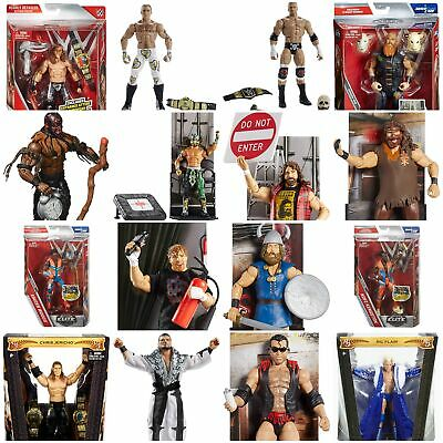 WWE Elite, Defining Moments And Entrance Greats Wrestling Action Figures • 15.99£