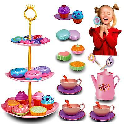 Set Of 2 Battery Operated Kitchen Appliance Pretend Play Toy Microwave & Juicer • 11.99£