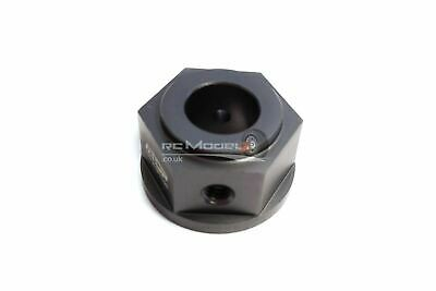 Atop RC Brake Disc Hub 7075 - Titanium King Motor HPI Baja 5B • 19.99£