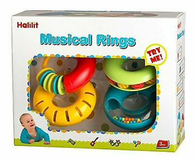 Halilit Musical Rings • 16.49£