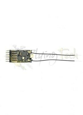 Lemon Rx DSMX / DSM2 Spektrum Compatible PWM 6-CH Diversity Receiver UK STOCK • 17.99£