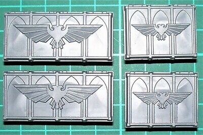 Munitorum Armoured Containers Bits/Parts - Extras (3 Variants) • 4.49£
