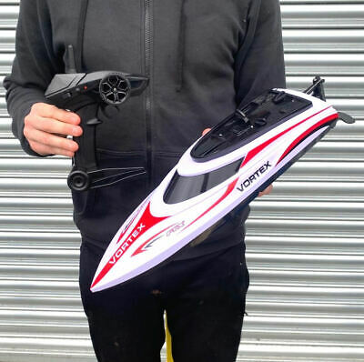 Best Radio Control Rc Speed Boat, Very Fast, Top Brand Udi, Self Righting, New! • 59.99£
