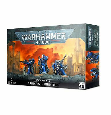 Space Marines Primaris Eliminators Games Workshop Warhammer 40k • 40£