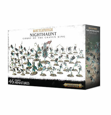 Nighthaunt Court Of The Craven King • 118.05£
