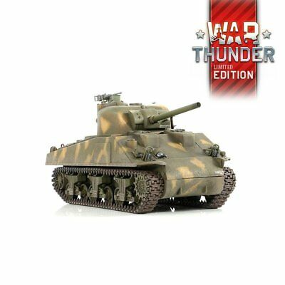 Forces Of Valor 1:24 M4 Sherman Infrared IR Combat R/C Tank By Waltersons *New* • 89£
