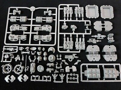 40K Space Marines Land Raider Tank Vehicle Upgrades : Multi Parts Listing • 2.49£