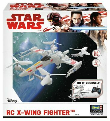 Revell Control Technik Star Wars RC XWing Fighter Radio Controlled Fighter Drone • 17.75£