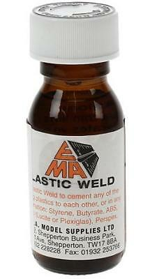 EMA 57ml Plastic Weld Cement Model Supplies • 5.89£