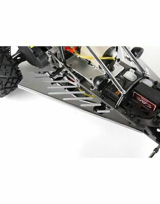 Rovan Baja Polished Stainless Side Skirts For HPI Baja 5B, Rovan Buggy • 47.49£