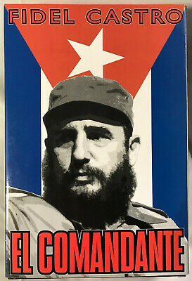 El Comandante Fidel Castro Cuba ~ Blitzkrieg Toyz 12  Collectible Action Figure • 36.39£