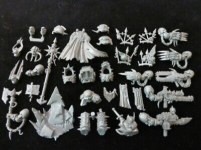 40K Chaos Space Marine Terminator / Sorcerer Lord Upgrades : Multi Parts Listing • 1.25£