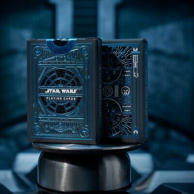Star Wars Playing Cards By Theory 11 - Officialy Licensed Star Wars Deck • 11.99£