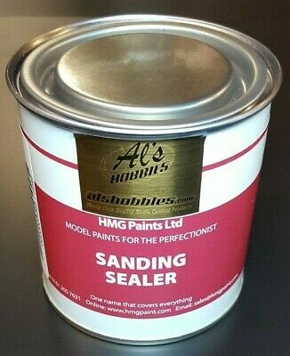 Clear Sanding Sealer For All RC And Model Making Projects (ALS-5946) - (250 Ml) • 11.45£