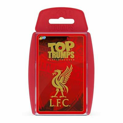 Top Trumps Liverpool FC Evergreen 19/20 Card Game • 4.89£