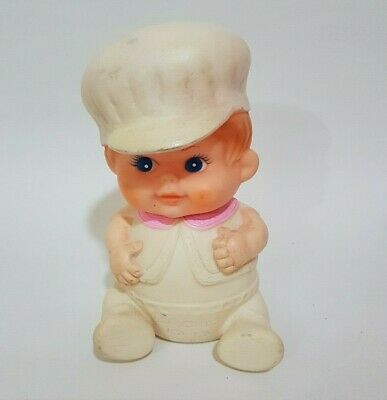Vintage Japanese Iwai Baby Squeaking Toy - 1968 - Excellent Condition • 19.99£