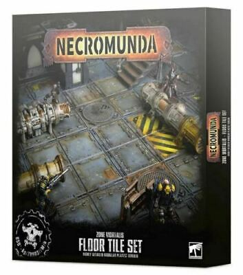 Necromunda: Zone Mortalis: Floor Tile Set Warhammer • 49.99£