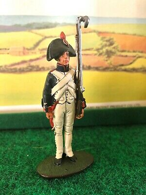 Del Prado Napoleon At War CADET IMPERIAL GUARD 1805 VGC 25 • 3.50£