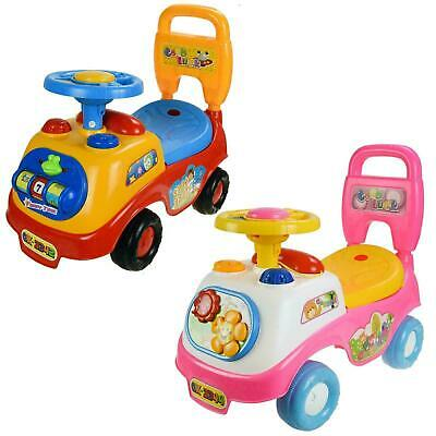 My First Ride On Car Kids Toy Boys Girls Push Along Baby Toddlers Infants Walker • 21.95£