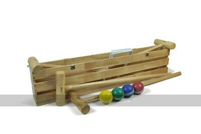 Bex Sport Pro Croquet Set In Wooden Box (4 Player) • 156.99£