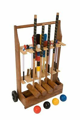 Uber Pro Croquet Set With A Stand • 256.99£