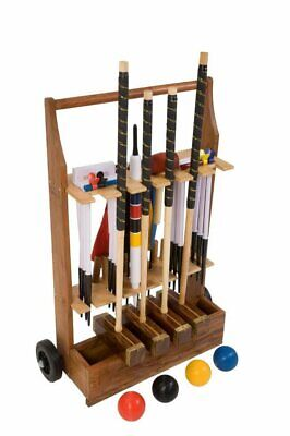 Uber Championship Croquet Set With A Stand • 419.90£