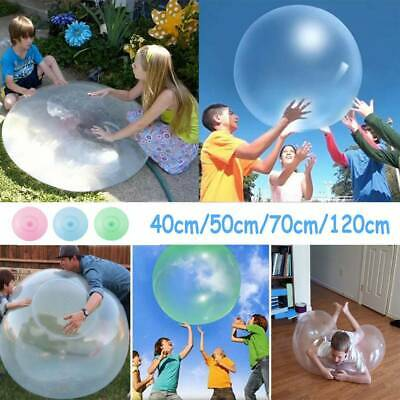 Wubble Bubble Ball Balloon Transparent Bounce Inflatable Funny Water Toy Rubber • 12.99£